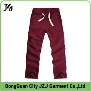 JZJ OEM custom factory men fashion knit sport  long pants