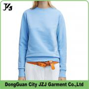 J0014 JZJ OEM CUSTOM FACTORY COLORFUL PLAN WOMEN KNIT LONG SLEEVE WITHOUT HOODY